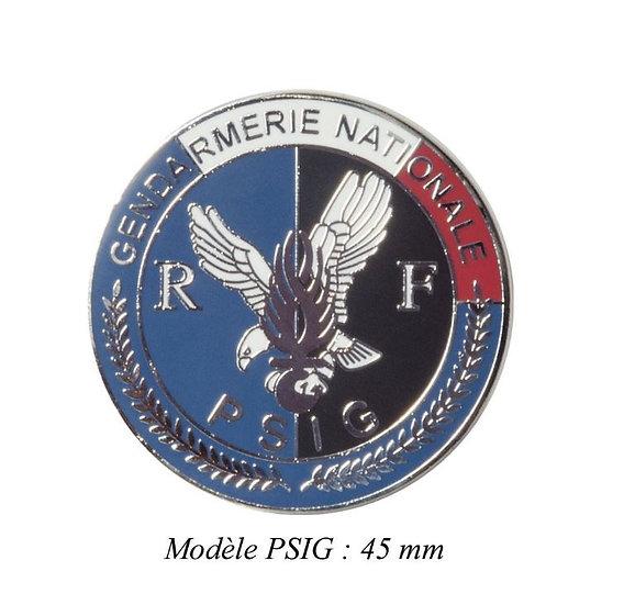 MEDAILLE GENDARMERIE MODELE PSIG - DCA