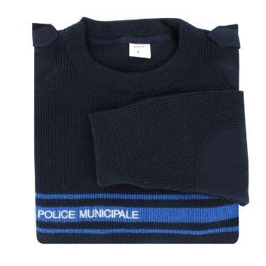 PULL HIVER POLICE MUNICIPALE - DMB