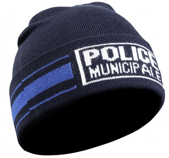 BONNET POLICE MUNICIPALE PM ONE - TOE