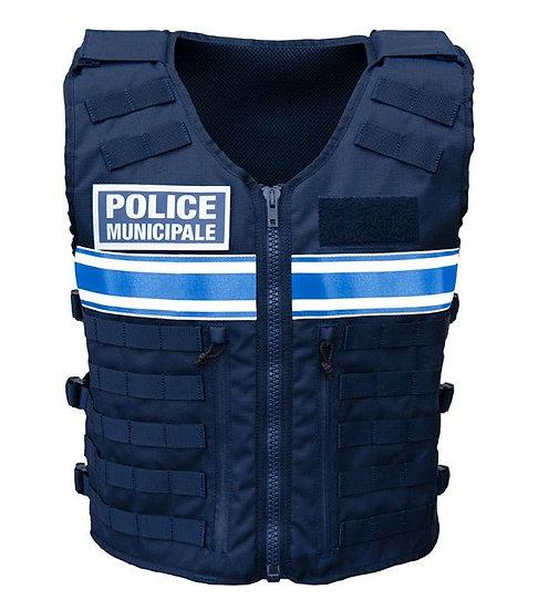 GILET TACTIQUE POLICE MUNICIPALE - LE PROTECTEUR