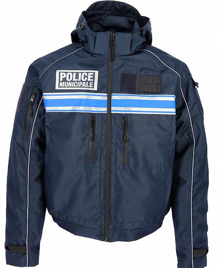 BLOUSON TOUT TEMPS FUSION POLICE MUNICIPALE  - DMB