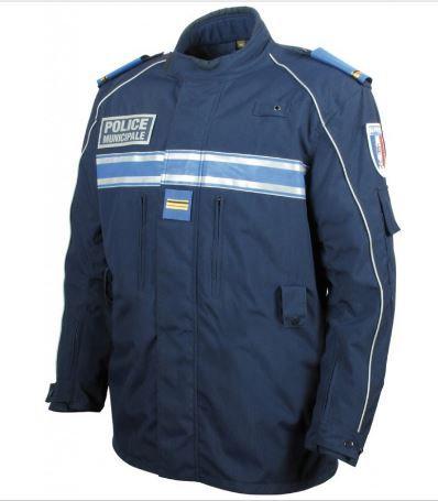 VESTE MOTO POLICE MUNICIPALE - DMB