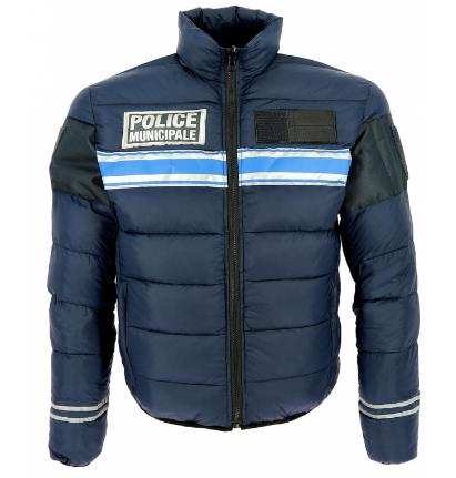 DOUDOUNE LÉGÈRE GRAVITY POLICE MUNICIPALE   - DMB