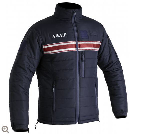 BLOUSON MATELASSE ASVP PM ONE - TOE