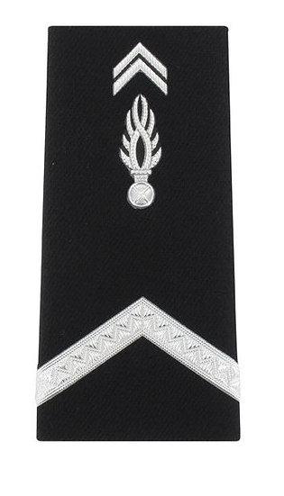 FOURREAUX RIGIDES GENDARMERIE  (Gendarme sous contrat)