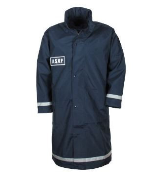 IMPERMEABLE MICROPOREUX ASVP BLUE BIRD - DMB