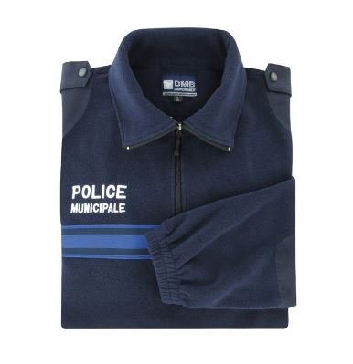 PULL POLAIRE POLICE MUNICIPALE - DMB
