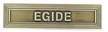 AGRAFE ORDONNANCE EGIDE