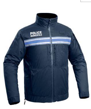 BLOUSON HIVER POLICE MUNICIPALE PM ONE - TOE