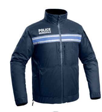 BLOUSON ETE POLICE MUNICIPALE PM ONE - TOE