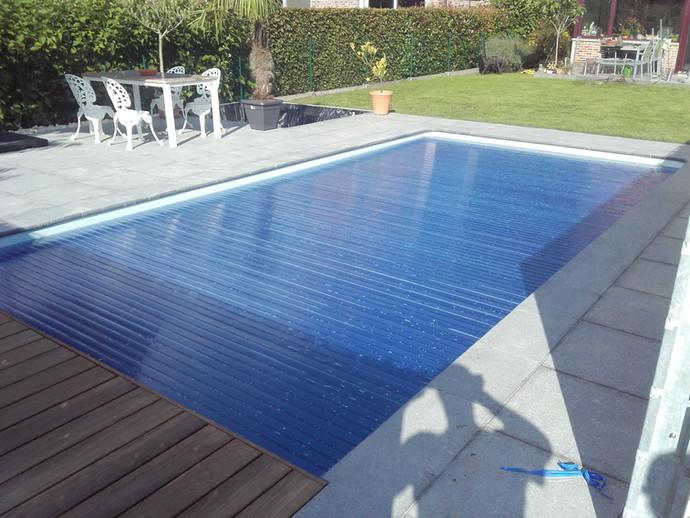 Aruba 800 Plus - Solar Lamellen