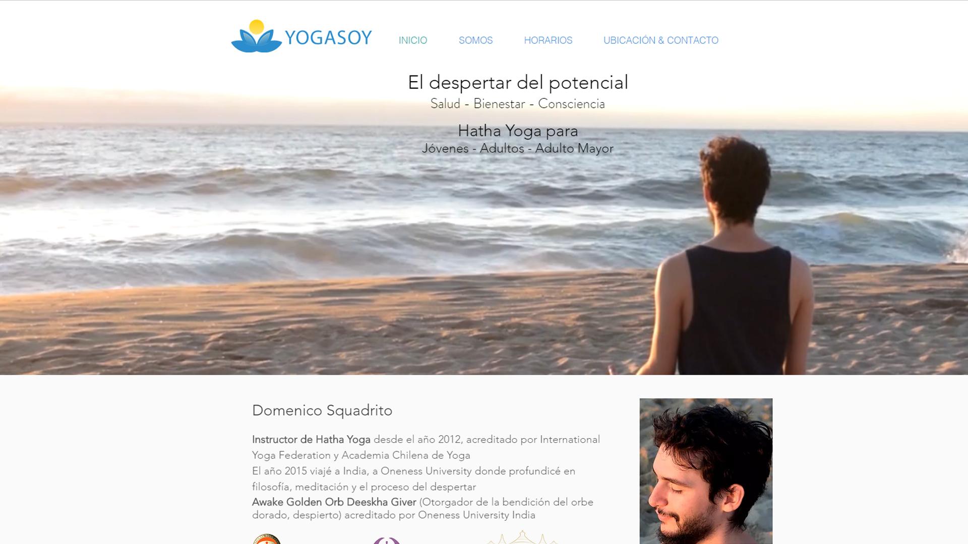 yogasoy