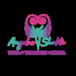 Logo Rainbow Angeles Shakti_Mesa de trab