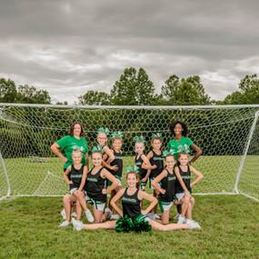 Cheerleading Team Pictures
