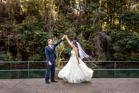 Round Hill Park Wedding