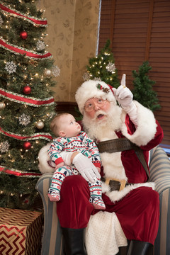The Santa Experience