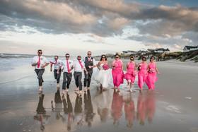 Corolla Beach Wedding