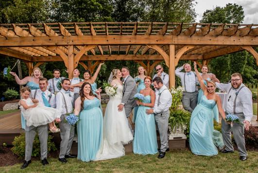 Cinderella Themed Wedding