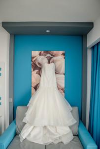 Destination Wedding Gown
