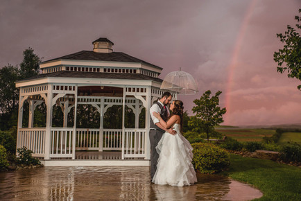 Wedding Rainbows