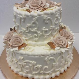 C's, wedding, bridal shower, tan, taupe.