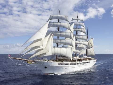 Sea Cloud Segelkreuzfahrt