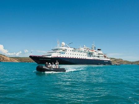Silversea Cruises Silver Discoverer Small Ship Kreuzfahrten