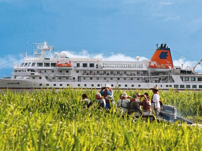 Bremen Hapag Lloyd Expeditionskreuzfahrten