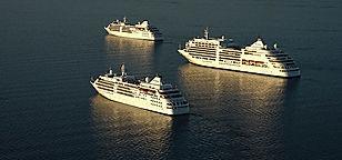 Silversea kleine Kreuzfahrtschiffe