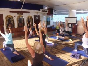 Star Clippers Segelkreuzfahrten mit Yoga