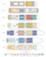 Hapag Lloyd Europa 2 Deckplan
