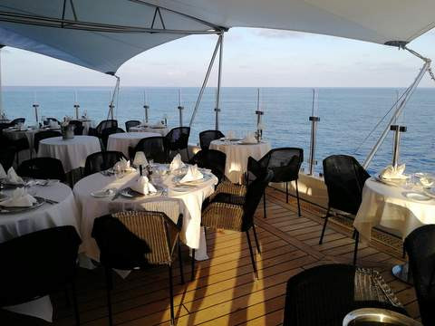 "Windstar Cruises ""Candles"" Restaurant"