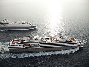 PONANT kleine Kreuzfahrtschiffe