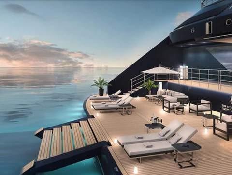 Ritz-Carlton Yacht AZORA