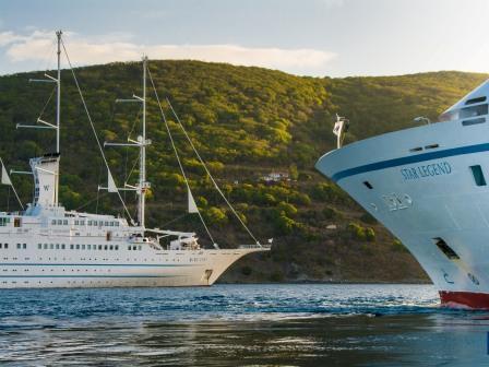 Luxuskreuzfahrten Windstar Cruises