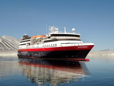 Expeditionskreuzfahrten Hurtigruten