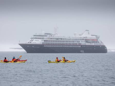 Silversea Expeditionskreuzfahrten