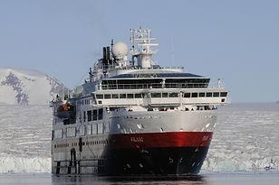 Hurtigruten Expeditionskreuzfahrten Fram