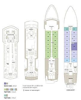 Crystal Esprit Deckplan