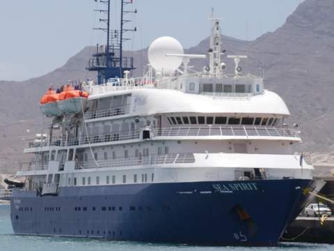 Poseidon Expeditionskreuzfahrten SEA SPIRIT