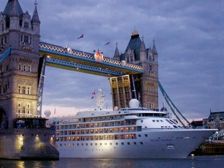 Silversea Luxusschiffe