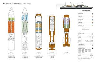 Silversea Expeditionskreuzfahrten Silver Explorer