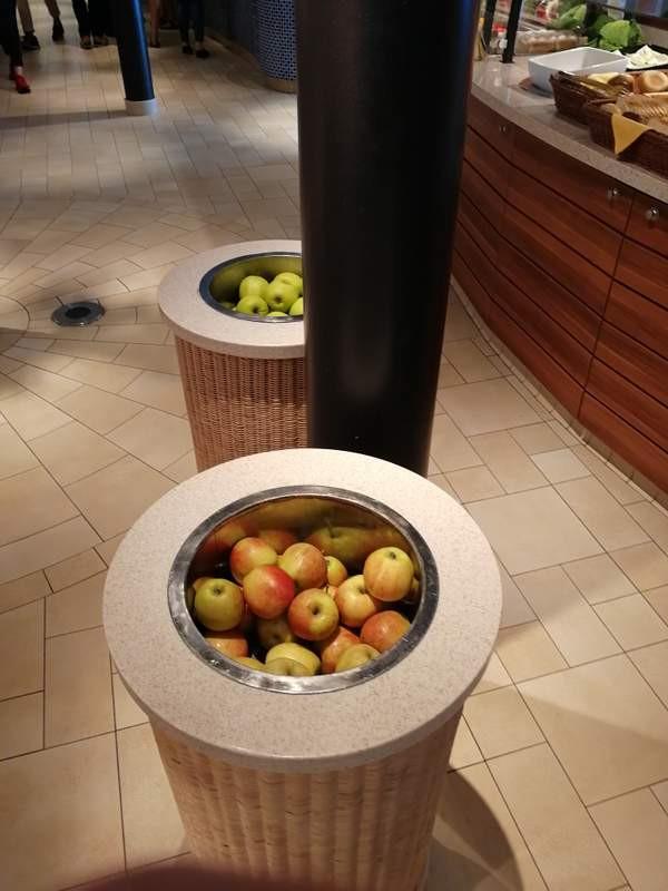 AIDAPRIMA - apples to go
