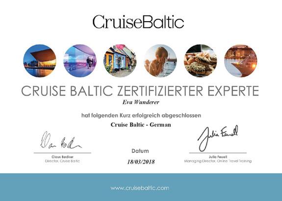 Cruise Baltic Experte