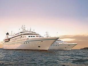 Windstar Cruises kleine Kreuzfahrtschiffe