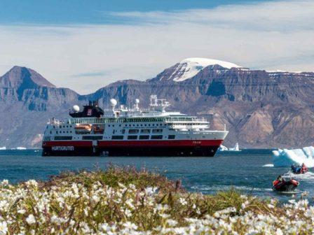 Hurtigruten Expeditionskreuzfahrten Grönland