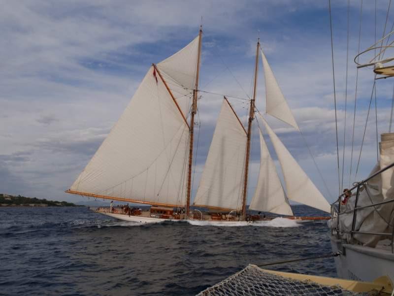 Mit Sailing-Classics in der ersten Reihe!