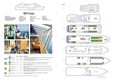 FRAM Deckplan