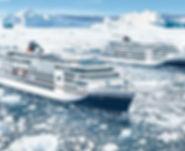 Hapag-Lloyd Europa 2 kleine Schiffe