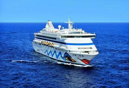 AIDA Kreuzfahrten Luxusschiffe